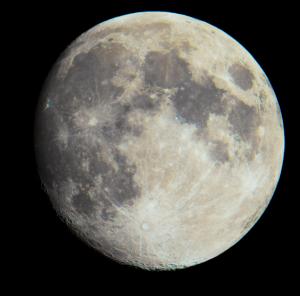 Cantaloupe Moon